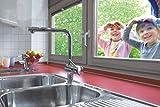 GROHE Minta | Küchenarmatur – Spültischarmatur | mit herausziehbarem Auslauf, L-Size - 9
