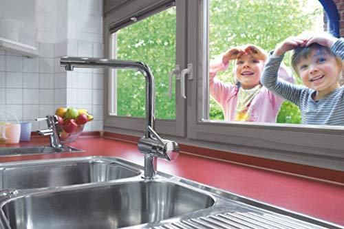 Grohe – Minta Küchenarmatur mit herausziehbarem Auslauf, L-Size, Chrom - 6