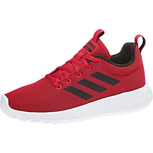 adidas Lite Racer CLN, Zapatillas de Entrenamiento Unisex Niños, Rojo (Scarle/Cblack/Ftwwht Scarle/Cblack/Ftwwht), 18 EU