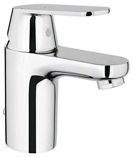 Grohe Eurosmart Cosmopolitan - Grifo de lavabo 1/2' Tamaño S, color cromo (Ref.3282700E)