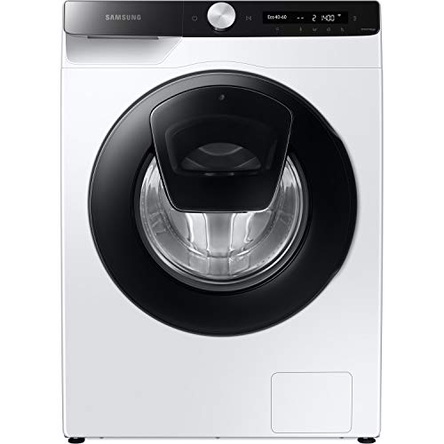 Samsung WW90T554DAE/S1 ecobubble 1400rpm Washing Machine 9kg Load AddWash Wi-Fi