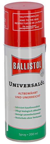 PFIFF BALLISTOL - Olio universale spray, 200ml