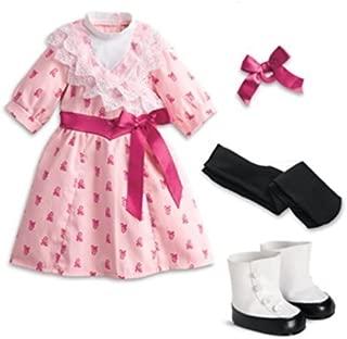 American Girl Samantha's Flower Picking Dress for 18