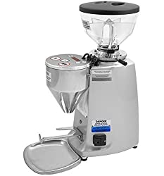 Mazzer Mini Electronic doserless coffee grinder