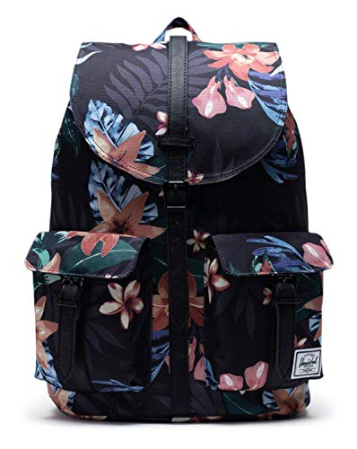 Herschel Dawson Backpack Summer Floral Black