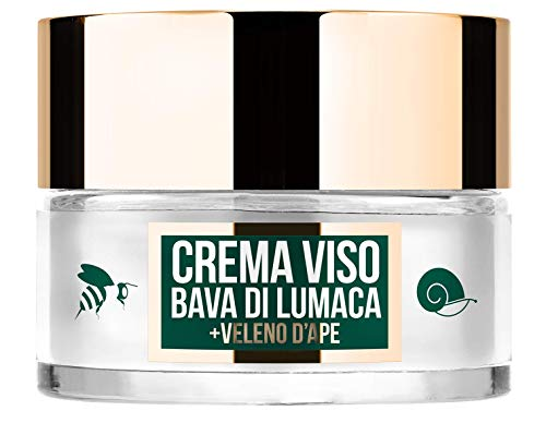 Wonder Bee Snail, crema viso alla bava di lumaca e veleno d ape, rigenerante e tonificante (50ml) - LR Wonder Company