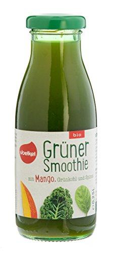 Voelkel Grün. Smoothie Mango Grünk. Spinat, 250 ml