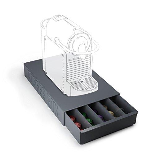 Balvi - Coffee Box storage box for coffee capsules and coffee machine stand