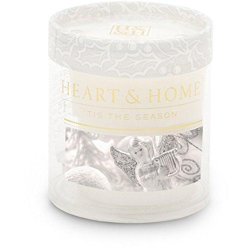 Heart & Home Candela profumata Votiv Snow Angel, 53 g
