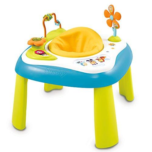 Smoby 110205 - Cotoons Youpi Baby Activity Tafel, blauw