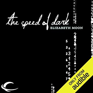 The Speed of Dark  audiobook cover art
