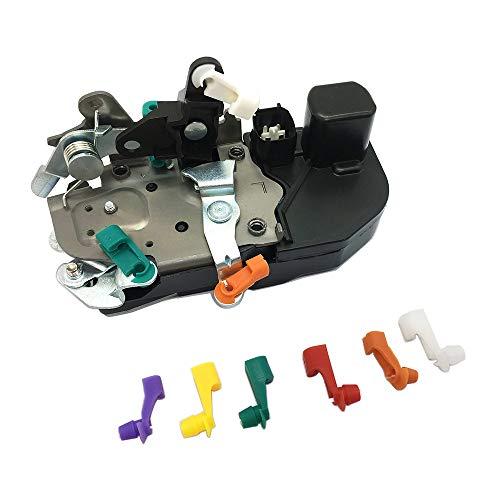 Door Lock Actuator 931-636 Front Left Side 55276791AC Driver FL for Dodge Ram 1500 2500 3500 Door Lock Latch Actuator Motor Assembly 55276791AG