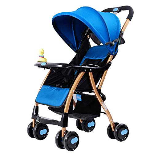 Why Should You Buy HETAO Baby Stroller Folding Stroller Portable Stroller Ultra Light, for Sit Lie a...