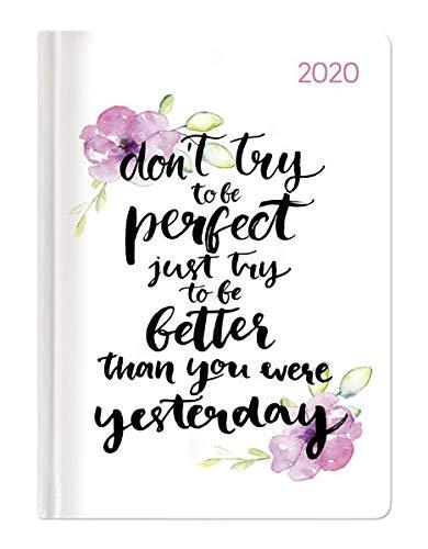Agenda giornaliera 2020 Style 'Better Today' 10.7x15.2 cm