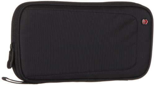 Victorinox Organizador de Bolso, Color Negro, Talla One Size