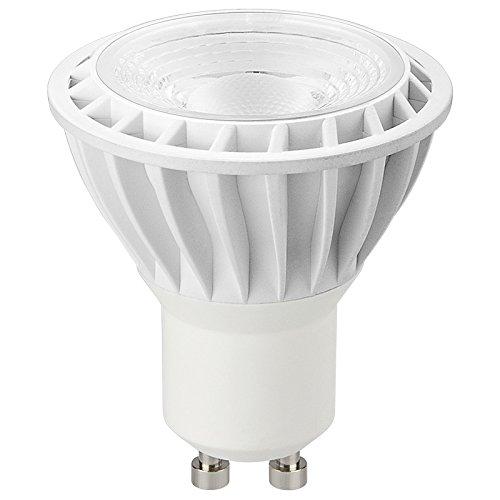 Goobay 30578 4W GU10 A+ Blanco cálido - Lámpara LED (Blanco cálido, A+, 4 kWh, 5 cm, 6,4 cm, 44 g)