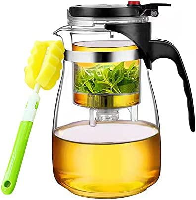 Glass Teapot Set Max 63% OFF Safe Heat with Explosion TeaPot 70% OFF Outlet Removable Proof
