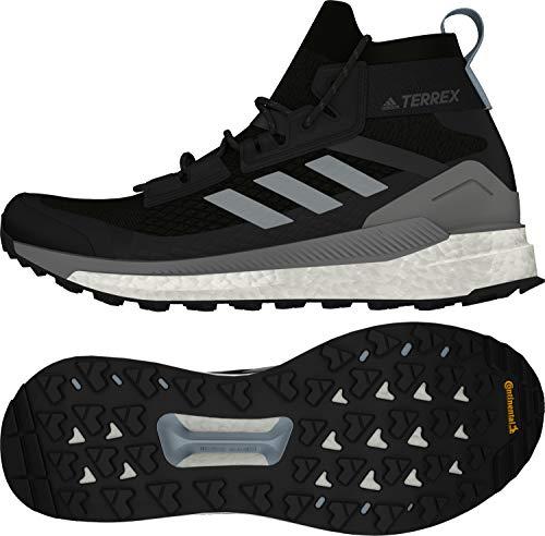adidas Terrex Free Hiker Hiking Shoes Women's, Grey, Size 8.5