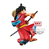 One Piece - King Of Artist - The Monkey D Luffy Wanokuni Fig