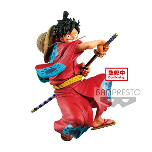 One Piece - King Of Artist - The Monkey D Luffy Wanokuni Figurine