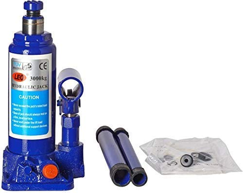 Yashvin Super Heavy Hydraulic Jack for All Cars (Universal) 3000 kg Easy to use & Operate