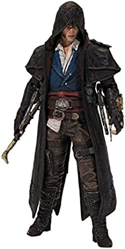 Mcfarlane Toys Assassin's Creed Syndicate Exclusive Jacob Frye schwarzguard Outfit
