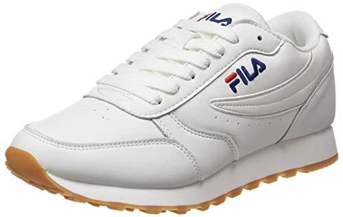 FILA Orbit Jogger wmn zapatilla Mujer, blanco (White), 40 EU