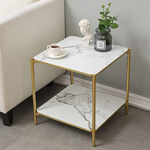 JIFULI Modern Coffee Side Table Home