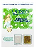 Overnight Cleansing Foot Pads, Tourmaline Pads to Clean and Energize...