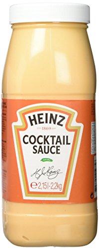 Heinz Cocktail Sauce, Plastikkanne, 2er Pack (2 x 2,15 l)