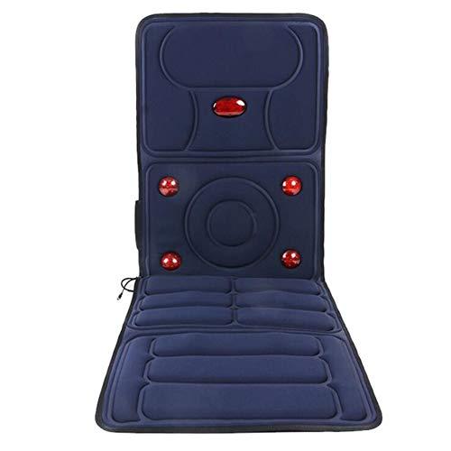 YUXINCAI Massagekissen - Faltbares Massagekissen Nackenmassagegerät Körpermassagegerät Massage Matratze