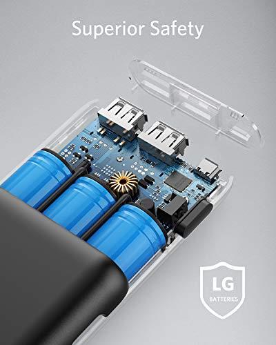 Anker PowerCore 20100mAh Externer Akku – Kompakt Powerbank - 10