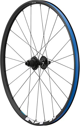 SHIMANO Rueda Trasera MT501 29' E12 148MM MS Ciclismo Unisex Adulto, Beige(Natural)