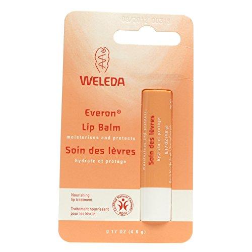 5Pack Weleda Everon Lippenpflege 5x 4,8g