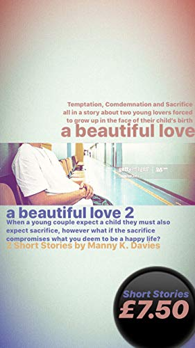 a beautiful love 1 and 2: short stories (MKD's MultiBook) (English Edition)