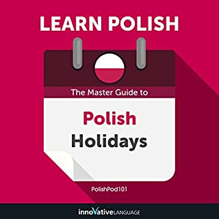 Learn Polish: The Master Guide to Polish Holidays for Beginners cover art