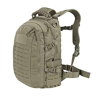 Direct Action Dust MK II Tactical Backpack Adaptive Green 20 Liter Capacity