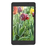 Tableta de 8 pulgadas, tableta para Android 10, 3 GB de RAM, 32 GB de ROM, cuatro núcleos, pantalla IPS HD de visualización completa,tipo C, Wi-Fi, Bluetooth, batería incorporada de 5300 mAh(Negro)