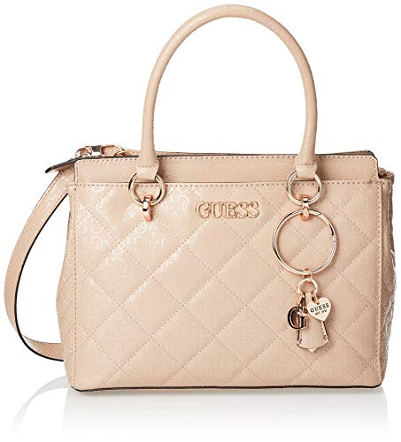 Guess Wilona Luxury Satchel Rose