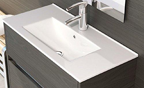 ART&BATH Lavabo sobre Mueble Thin Fondo REDUCIDO 610x395 (NO Incluye Mueble, SE Oferta Lavabo)