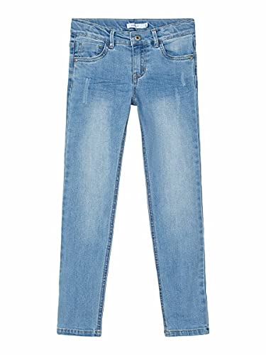 NAME IT Boy Jeans X-Slim Fit 128Light Blue Denim