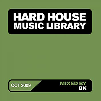 Hard House Music Library Mix: November 09