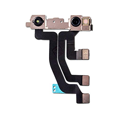 """Group Vertical Replacement Part Front-Facing Selfie Camera Module Compatible with Apple iPhone Xs Max A1921, A2101, A2102, A2104 (6.5"""")"""
