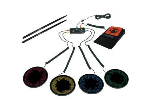 Xbox 360 Rock Band Portable Drum Kit