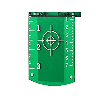Firecore Target Card Plate for Laser Level