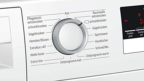 Bild 3: Bosch WTR83V00 Serie 4