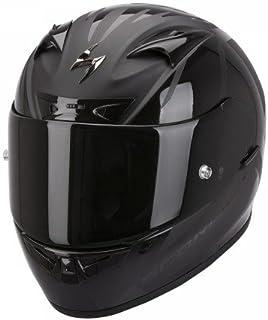 Scorpion EXO-710 AIR Spirit - Casco de moto, color negro mate, talla L