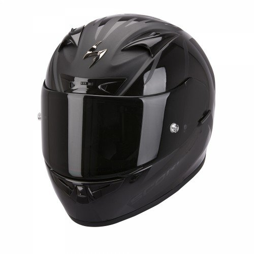 Scorpion EXO-710 Air Spirit - Casco de Moto, Color Negro Mate, Talla L