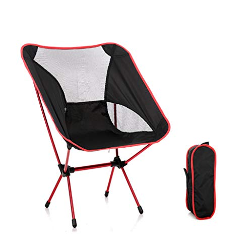Glumes Chair Lightweight, Compact, Collapsible Camping Chair Comfortable Design. Best for RV, Outdoor Hiking, Fishing, Hunting, Kayaking, Backpacking, Festivals, Concerts, and Travel
