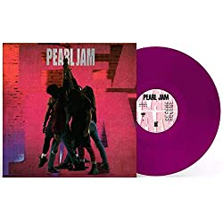 Ten - Exclusive Limited Edition Purple Colored Vinyl LP
